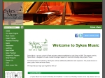 View More Information on Sykes Music