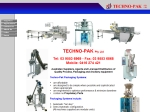View More Information on Techno-Pak Pty Ltd