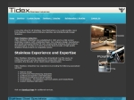 View More Information on Tidex Stainless Industries