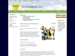 View More Information on Toowong Soccer Club Inc