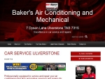 View More Information on Baker's Air Conditioning and Mechanical , Ulverstone
