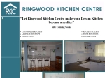 View More Information on Ringwood Kitchen Centre