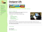 View More Information on Designer Life