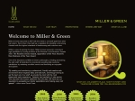 View More Information on Miller & Green Hairdressing