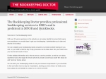 View More Information on The Bookkeeping Doctor