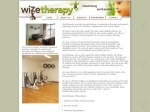 View More Information on Wizetherapy