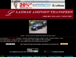 View More Information on Lazmar Airport Transfers