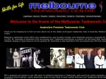 View More Information on Melbourne Taekwondo Centre