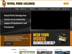 View More Information on Royal Park Salvage