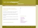 View More Information on Sarvaas Ciappara