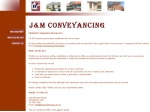 View More Information on J & M Conveyancing