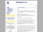 View More Information on Jobsupport Inc