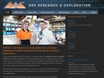 View More Information on Ore Research & Exploration Pty Ltd