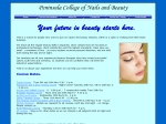 View More Information on Peninsula College Of Nails & Beauty