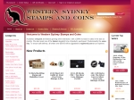 View More Information on Western Sydney Stamps And Coins