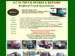 View More Information on Acw Bedford Spare And Repairs