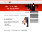 View More Information on WHR Solutions