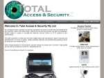 View More Information on Total Access & Security