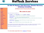 View More Information on Holtech Services