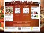 View More Information on Stones Pizza
