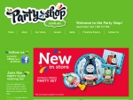 View More Information on The Confectionery & Party Shop