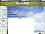 View More Information on Moore Golf