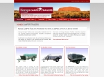 View More Information on Kanga Camper Trailers
