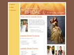 View More Information on Isabella Bridal And Formal Wear