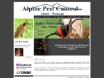 View More Information on Alpine Pest Control