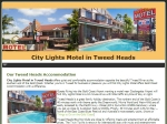 View More Information on City Lights Motel