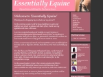 View More Information on Essentially Equine