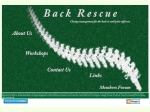 View More Information on Back Rescue