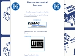 View More Information on Electro-Mechanical (Services)