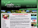 View More Information on Maxnrg Personal Training