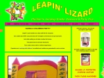 View More Information on Leapin' Lizard