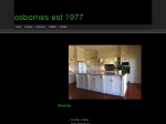 View More Information on Osborne's Kitchens Rutherford