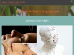 View More Information on Matrix Acupuncture