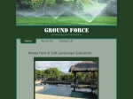 View More Information on Groundforce Groundworks & Landscapes