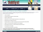 View More Information on Subsyst