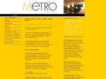 View More Information on Metro Furniture Removals