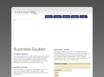 View More Information on Platypus Asset Management
