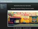 View More Information on G C Auto Electrical
