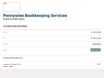 View More Information on Pennywise Bookkeeping Services
