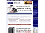 View More Information on Cbl Data Recovery