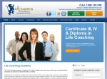 View More Information on Life Coaching Academy