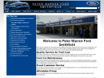 View More Information on Peter Warren Ford