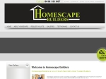 View More Information on Homescape Builders