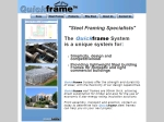 View More Information on Quickframe Steel Frames Pty Ltd