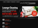 View More Information on Advance Upholstery Cleaning And Protection