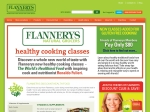 View More Information on Flannerys Natural Grocers